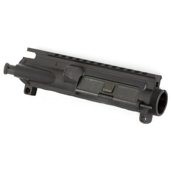 Midwest Industries Forged Upper, No Barrel or BCG, Black Finish MI-FCU, UPC :816537012481