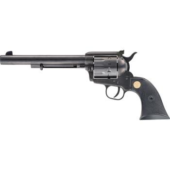 "Chiappa Firearms SAA 17-10, 17HMR, 7.5"" Barrel, Alloy Frame, Black Finish, Plastic Grips, Adjustable Rear Sight, 10Rd CF340-182, UPC :8053670711471"