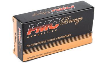 PMC Bronze, 32 ACP, 71 Grain, Full Metal Jacket, 50 Round Box 32A, UPC :741569070041