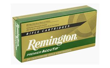 Remington Premier Accutip, 17 Remington FireBall, 20 Grain, Boat Tail, 20 Round Box 29165, UPC : 047700396101