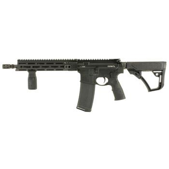 "Daniel Defense DDM4V7 S, Semi-automatic Rifle, 223 Rem/556NATO, 11.5"" Cold Hammer Forged Barrel, Black Finish, Daniel Defense Stock/Grip, 1-32Rd Daniel Defense Magazine 02-128-07344-047, UPC :815604019491"