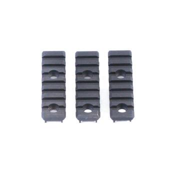 Diamondhead USA, Inc. VRS Rail Section Kit, Black Finish, Fits VRS Handguards 2831, UPC :857880003221