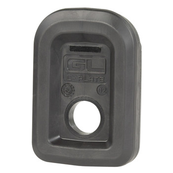 Magpul Industries GL L-Plate, Fits PMAG 17 GL9 for Glock 17 and PMAG 15 GL9 for Glock 19, Black, 3/Pack MAG567BLK, UPC :840815102441