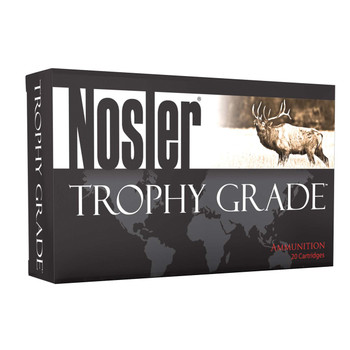 Nosler Rifle, 308WIN, 165 Grain, AccuBond, 20 Round Box 60049, UPC : 054041600491