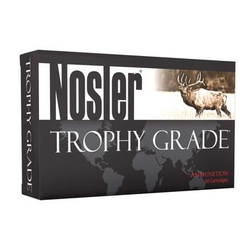 Nosler Trophy Long Range, 26 142 Grain, AccuBond, 20 Round Box 60122, UPC : 054041601221