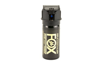 PS Products Fox Pepper Spray, 2oz, Flip-Top, Stream 22FTS, UPC :817444010041