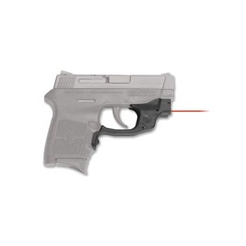 Crimson Trace Corporation Laserguard, Fits S&W Bodyguard .380, Black, User Installed Battery LG-454, UPC :610242005871