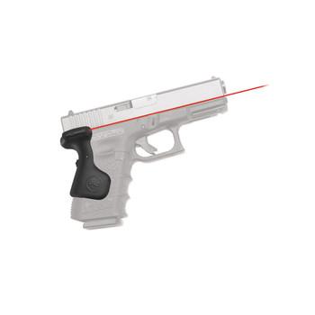 Crimson Trace Corporation LaserGrip, Fits Glock Gen3 19/23/25/32, Black LG-639, UPC :610242005321