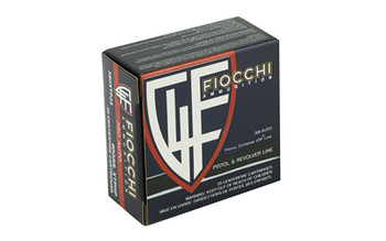 Fiocchi Ammunition Centerfire Pistol, 380ACP, 90 Grain, XTP, 25 Round Box 380XTP25, UPC :762344710471