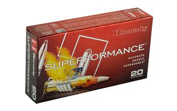 Hornady Superformance, 556NATO, 55 Grain, GMX, Lead Free, 20 Round Box 81254, UPC : 090255812541