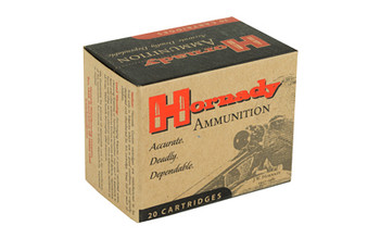 Hornady Hunting, 480 Ruger, 325 Grain, XTP, 20 Round Box 9138, UPC : 090255391381