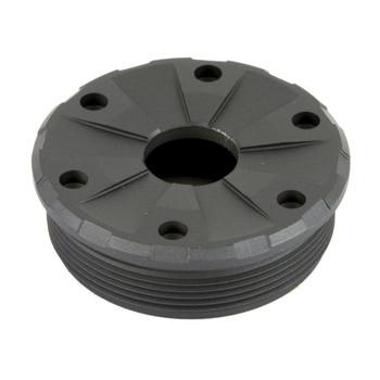 SilencerCo Hybrid End Cap, 9MM, Black Finish AC1412, UPC :817272016581