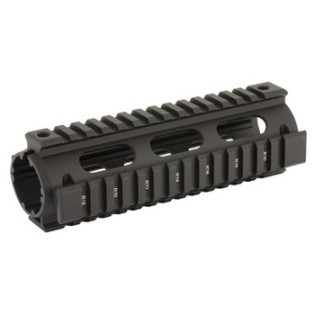 Leapers, Inc. - UTG Model 4/15 Quad Rail, Fits AR Rifles, Carbine Length, Black MTU001, UPC :4712274525061