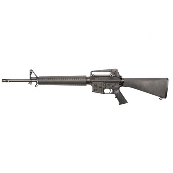 "Spike's Tactical A2 Retro, Semi-automatic, 223 Rem/556NATO, 20"" Heavy Barrel, 1:7 Twist, Black Finish, Standard A2 Stock, A2 Front Sight Base Pinned STR5275-A2H, UPC :815648024451"