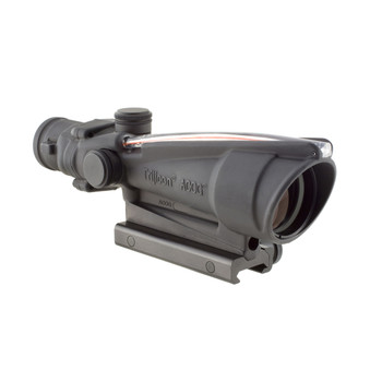 Trijicon ACOG Rifle Scope, 3.5X 35, Red Crosshair .308 Reticle, Dual Illuminated, w/TA51 Mount, Matte TA11J-308, UPC :719307302761