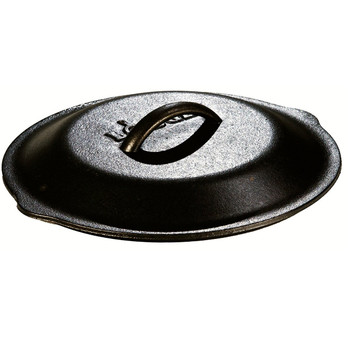 Lodge 9in Cast Iron Lid, UPC : 075536320601
