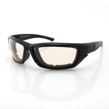 Bobster Decoder 2 Photochromic Eyewear - Matte Black Frames, UPC :642608046921