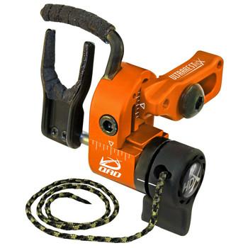 QAD Ultra-Rest HDX Left Hand Orange, UPC :710504035681