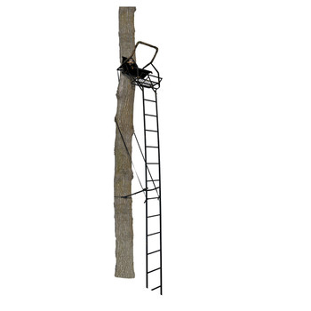 Muddy Stronghold 1.5 Foot Ladder Treestand, UPC :813094022601