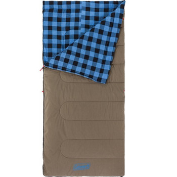 Coleman Autumn Trails 20 Degree Sleeping Bag - Blue, UPC : 076501140231