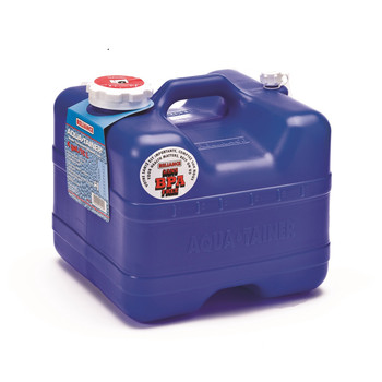 Reliance Aqua-Tainer Water Container 4 Gallon, UPC : 060823940501