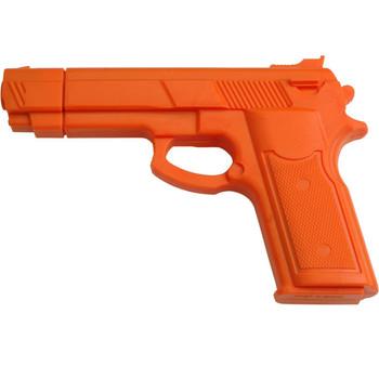 Master Cutlery Rubber Training Gun Orange, UPC :805319218951