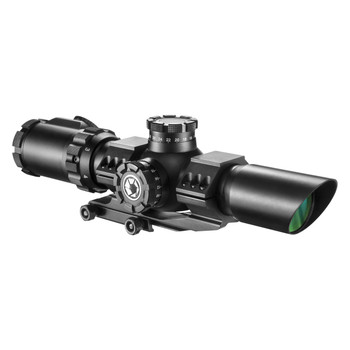 Barska 1-6x32 IR SWAT-AR Rifle Scope with Red/Green Reticle, UPC :790272984701