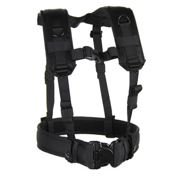 Blackhawk - Load Bearing Suspenders  Military Gear Harness, UPC :648018002861