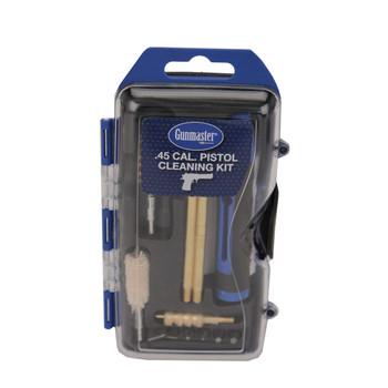 14 Pc .44/45 Caliber Pistol Cleaning Kit, UPC :761903381831