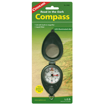 Compass with LED, UPC : 056389004481