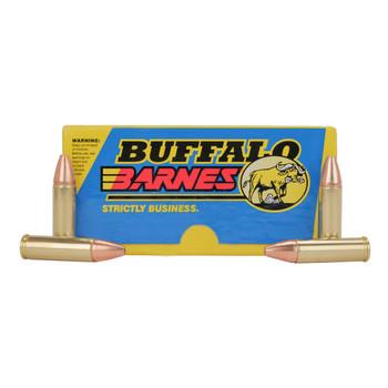 Buffalo Bore Ammunition 500 SW Magnum 375 Grain Barnes XPB Hollow Point Lead-Free Box of 20, UPC :651815018041