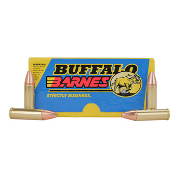 Buffalo Bore Ammunition 500 S&W Magnum 375 Grain Barnes XPB Hollow Point Lead-Free Box of 20, UPC :651815018041