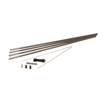 CASE OF 6 TENT POLE REPLACEMENT KIT - 5/16IN DIA, UPC : 049794141001
