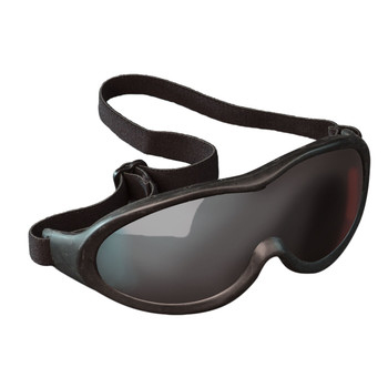 Airsoft Goggles, Shatter-Resist, UPC : 028478126411