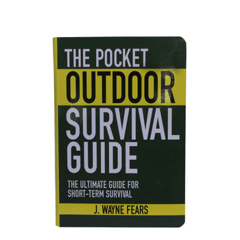 """The Pocket Outdoor Survival Guide"" Book By J. Wayne Fears, UPC :9781616080501"