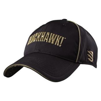PERF STRETCH FIT CAP BLK MEDIUM/LARGE, UPC :648018737091