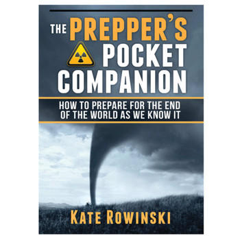 THE PREPPERS POCKET COMPANION BOOK, UPC :9781620872611