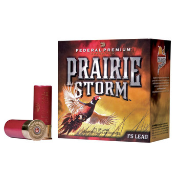 PRAIRIE STORM 20GA 3IN 5 25RD/BX, CASE OF 10 BOXES  UPC : 029465027551