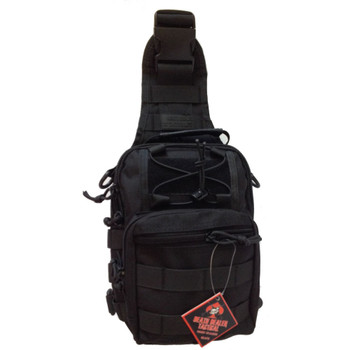 NIGHT STALKER SMALL SLING BAG - BLACK, UPC :616086525971