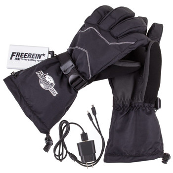 HEATED GLOVES SYNTHETIC PALM X LARGE, UPC : 071617043551