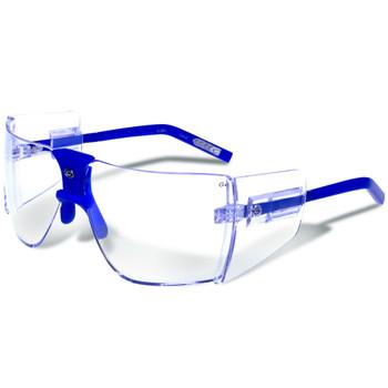 CLASSIC CLEAR LENS BLUE FRAME, UPC :887661810861