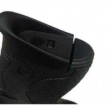 Pearce Grip Plug Smith  Wesson MP Shield Polymer Black, UPC :605849700021
