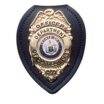Teardrop Badge Holder, UPC :792695226321