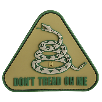 Don't Tread On Me Patch, UPC :846909011071
