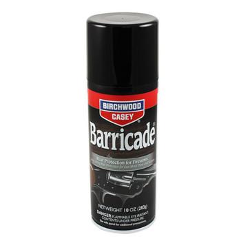 Birchwood Casey Barricade Rust Preventative, Aerosol, 10 oz., 6 Pack 33140, UPC : 029057331400