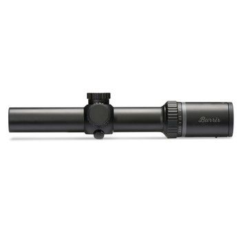 Burris MTAC, Rifle Scope, 1-4X24, Ballistic AR, Matte, 30mm, Illuminated Reticle 200426, UPC : 000381004260