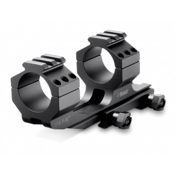 """Burris AR Tactical Proper Eye Position Ready Mount (PEPR), 1"""", Aluminum, With Picatinny Tops, Matte Finish 410343, UPC : 000381103420"""