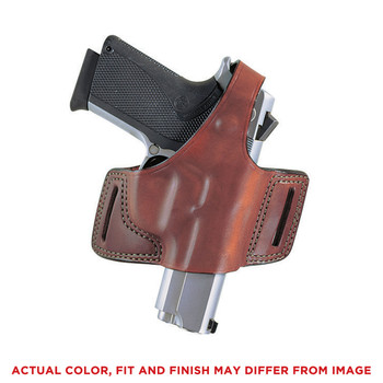Bianchi Model #5, Black Widow Belt Holster, Fits 1911, Right Hand, Tan 12843, UPC : 013527128430