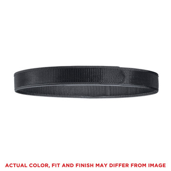 "Bianchi Model 7205 Liner Belt, 1.5"", Size 34-40"" Medium, Hook and Loop Closure, Nylon, Black Finish 17707, UPC : 013527177070"