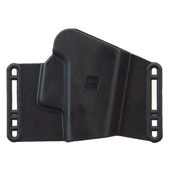 "Glock OEM Sport/Combat Holster, Fits GLOCK 17/19/22/23, 4.5"" Barrel, Ambidextrous, Black Finish 17043, UPC :764503170430"